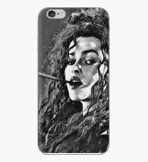 Bellatrix Lestrange iPhone Case