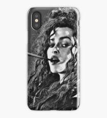 Bellatrix Lestrange iPhone Case/Skin