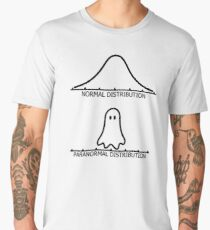 Normal Distribution Paranormal Distribution Men's Premium T-Shirt