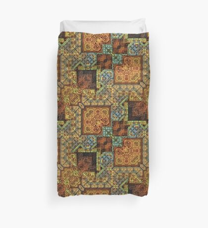 Patches Duvet Cover
