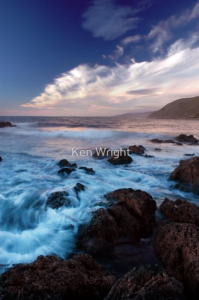 Water In Motion 6 by Ken Wright