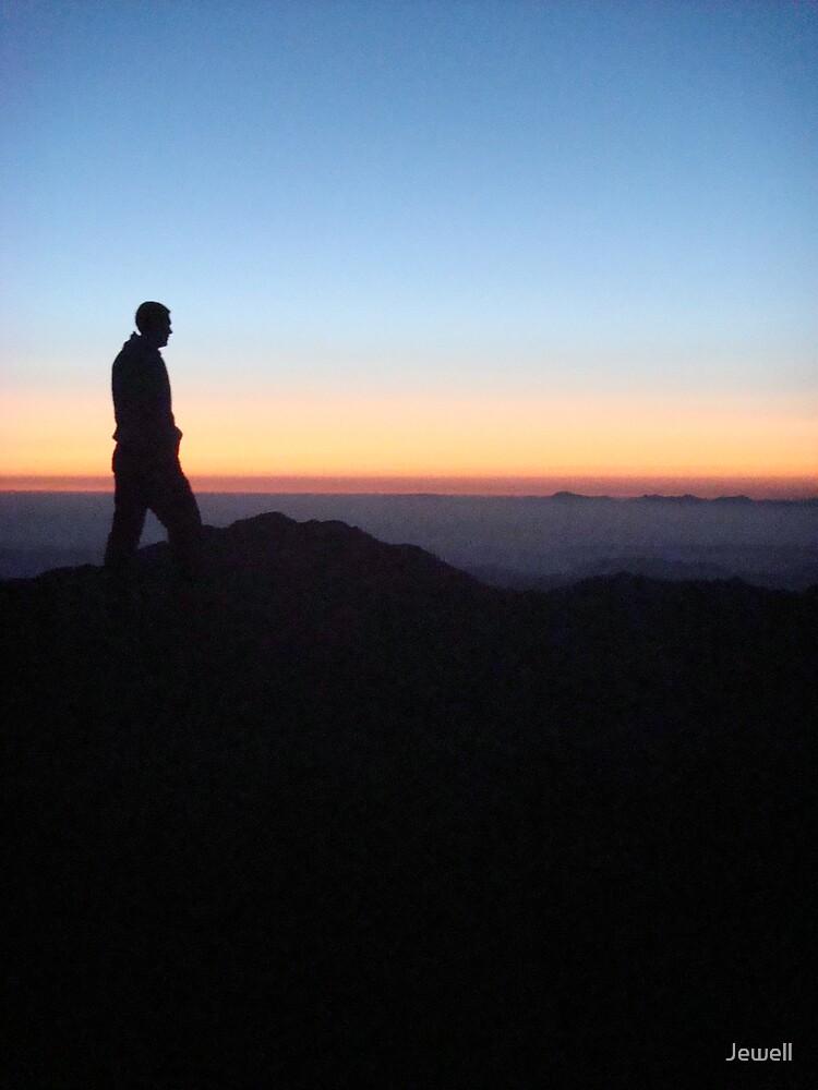 Sinai Sunrise I by Jewell