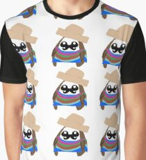 Mexican Porgs Graphic T-Shirt