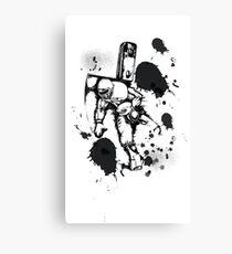 Slasher Canvas Print