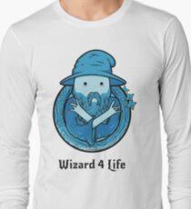 Wizard 4 Life Long Sleeve T-Shirt