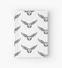 Golden Snitch Hardcover Journal