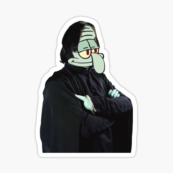 Snapeward Sticker