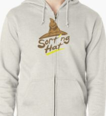 It will sort itself out Zipped Hoodie