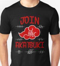 Join Akatsuki v4 Unisex T-Shirt