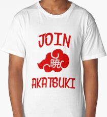 Join Akatsuki v4 Long T-Shirt