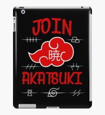 Join Akatsuki v4 iPad Case/Skin