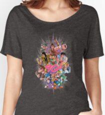 90S BEST FRIENDS (I)  Women's Relaxed Fit T-Shirt