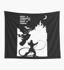 What a Horrible Night to Have a Curse Wall Tapestry