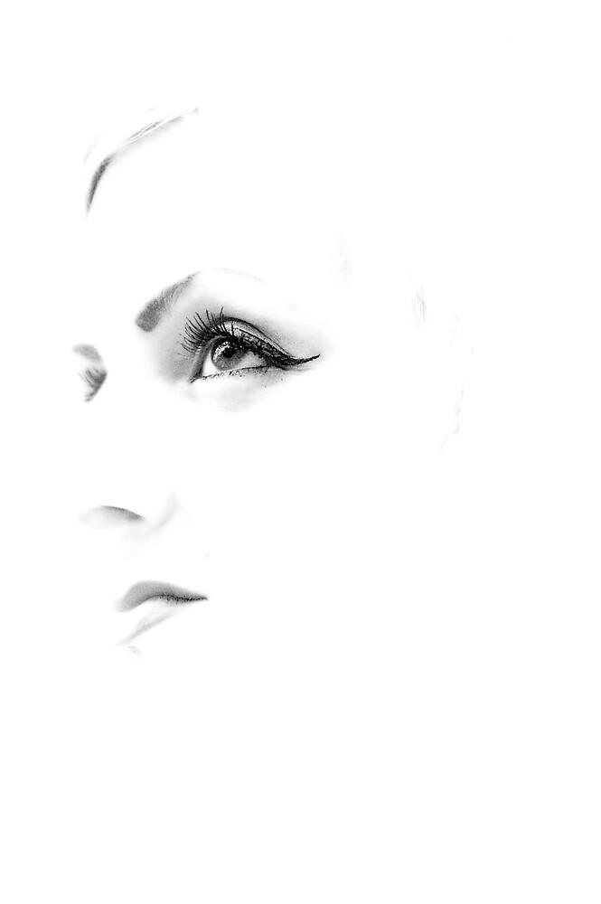 Cold hard stare by Deidre Cripwell