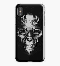 Death Eater Mask iPhone Case/Skin