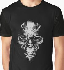 Death Eater Mask Graphic T-Shirt