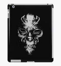 Death Eater Mask iPad Case/Skin