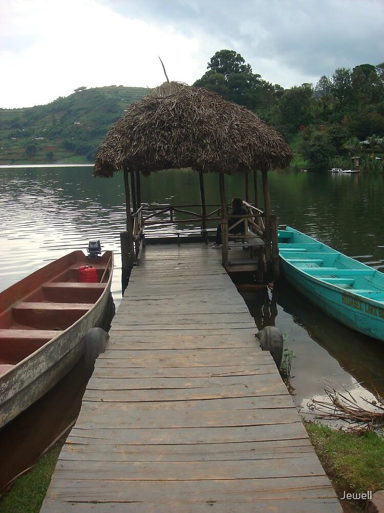 Lake Bunyoni by Jewell
