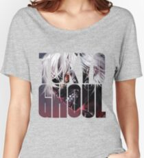 Tokyo Ghoul Logo v3  Women's Relaxed Fit T-Shirt