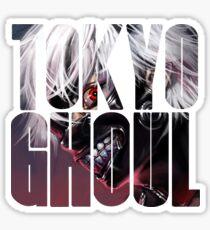 Tokyo Ghoul Logo v3  Sticker