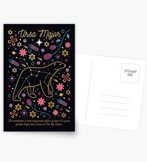 Ursa Major Postcards