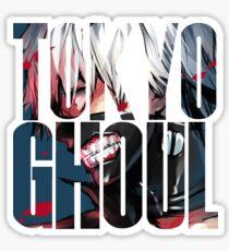 Tokyo Ghoul Logo v4 Sticker