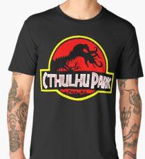 Cthulhu Park Men's Premium T-Shirt
