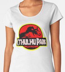 Cthulhu Park Women's Premium T-Shirt