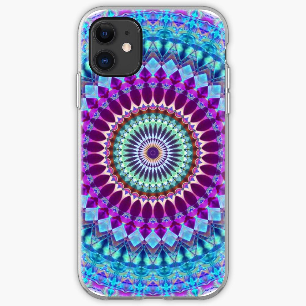 Geometric Mandala iPhone Case & Cover