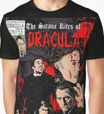 The Satanic Rites of Dracula Graphic T-Shirt