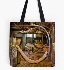 """""""Day's End on the Board"""" Tote Bag"""