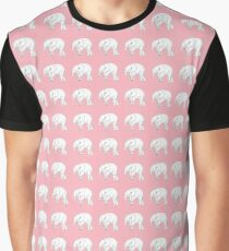 Baby Elephant Graphic T-Shirt