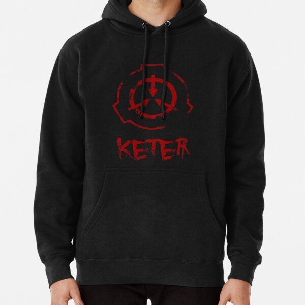 SCP foundation: Keter Pullover Hoodie