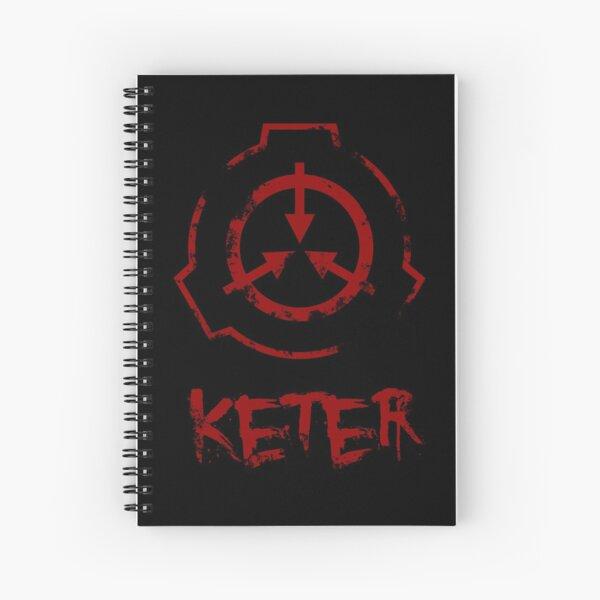 SCP foundation: Keter Spiral Notebook