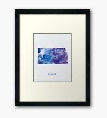 Kansas Framed Print