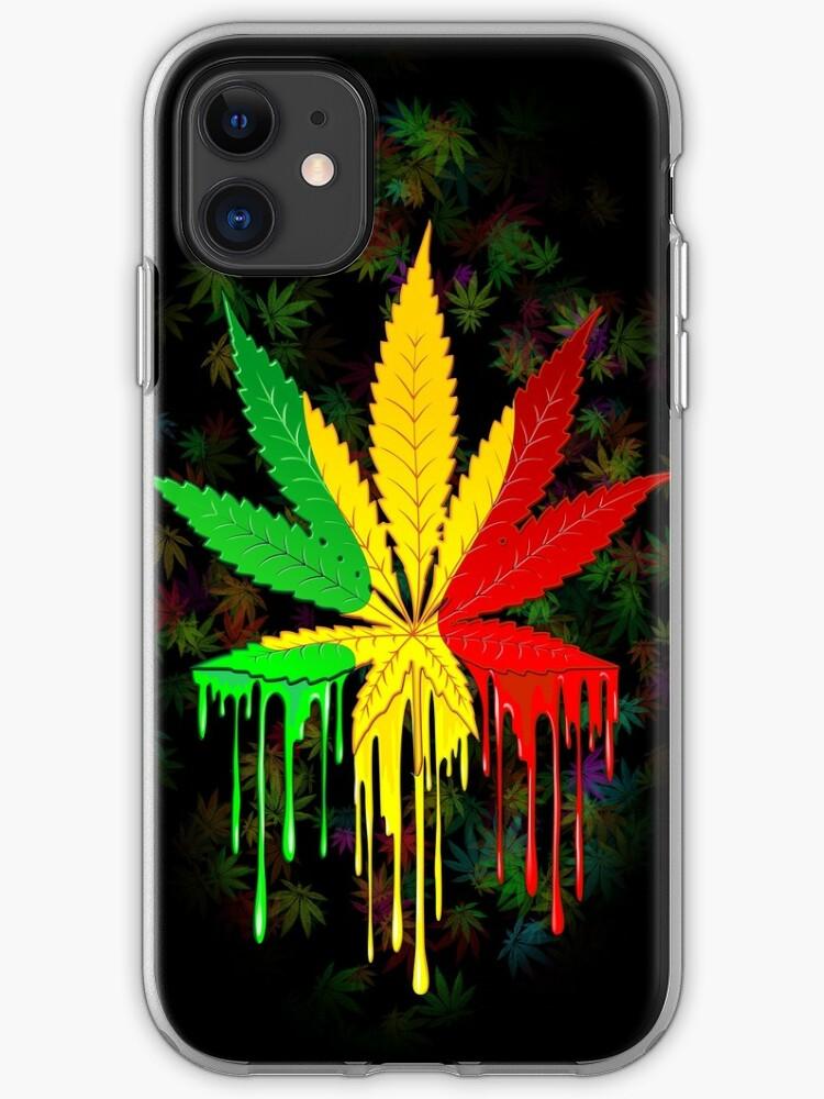 coque canabis iphone 7 plus