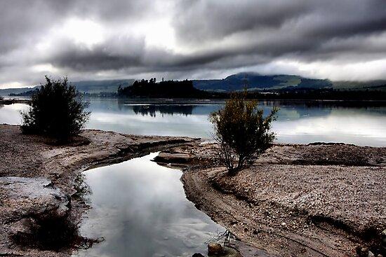 Across The Lake by Varinia   - Globalphotos
