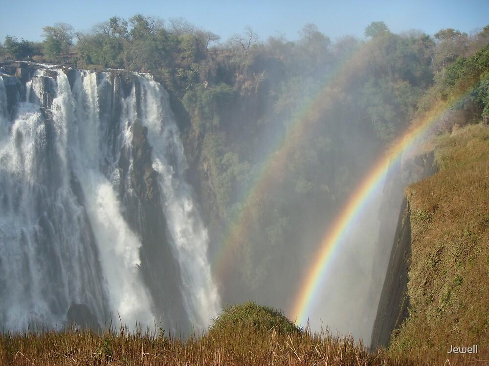 Victoria Falls by Jewell