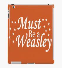Must be a Weasley iPad Case/Skin
