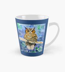 Wise Owl Tall Mug