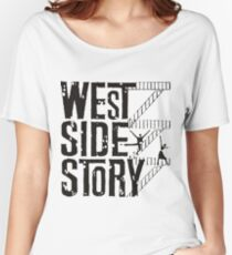 West Side Story logo Women's Relaxed Fit T-Shirt