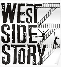 West Side Story logo Poster