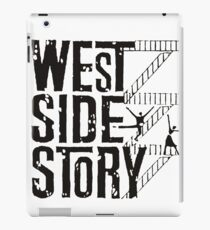 West Side Story logo iPad Case/Skin