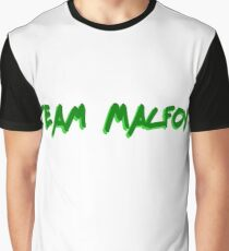 Team Malfoy Graphic T-Shirt