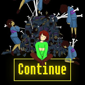 Undertale - Genocide by Trannes