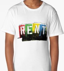 Rent Logo Color Long T-Shirt