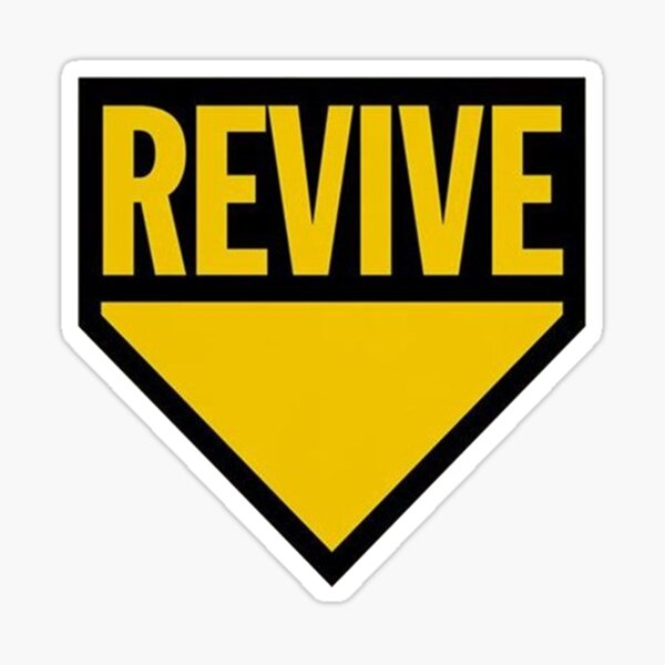 Zombies: Revive Sticker