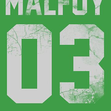Malfoy jersey by lsabriinar