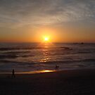 Camps Bay Sunset by Jewell