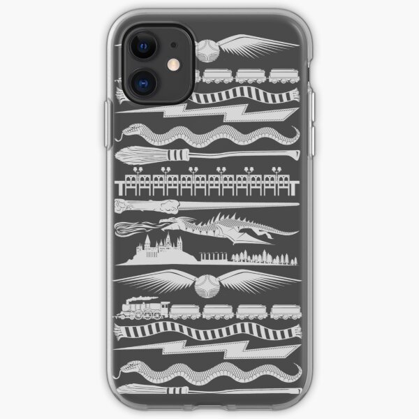 Wizard Whimsy iPhone Soft Case